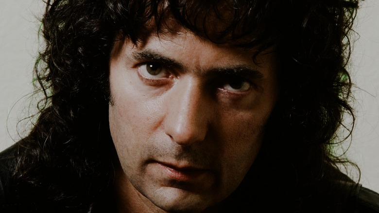 Ritchie Blackmore close up