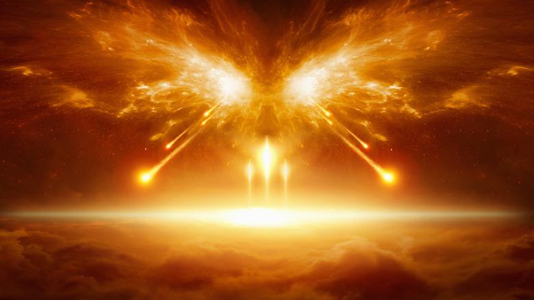 Stock image of Armageddon