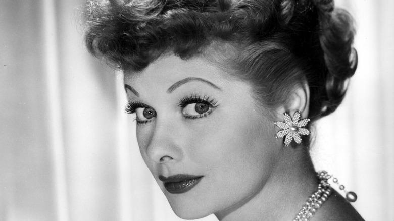 Lucille Ball portrait