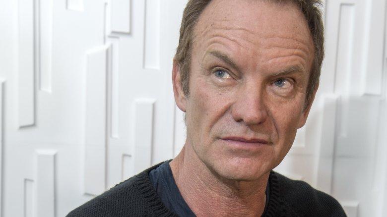 Sting Police musician singer