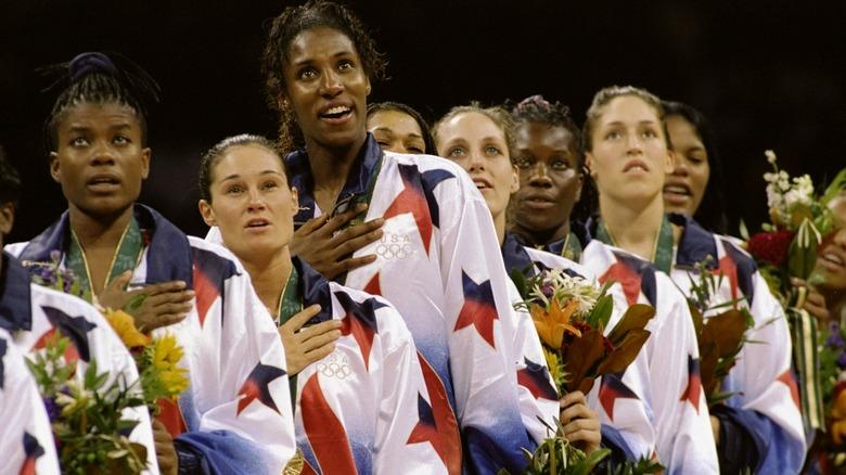 1996 US women's basketball team