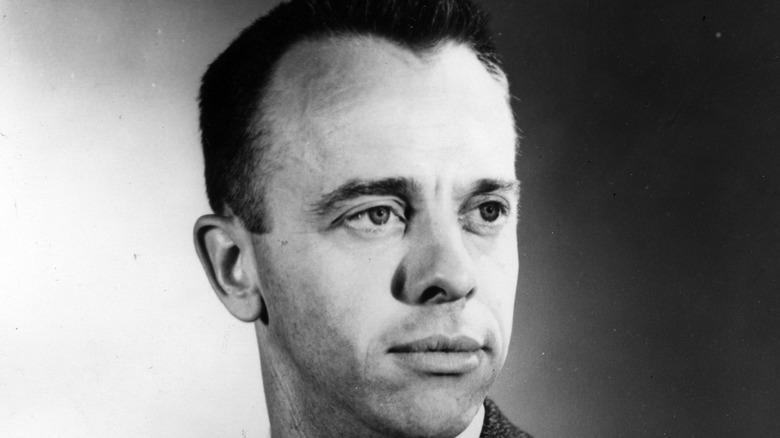 Alan Shepard Portrait