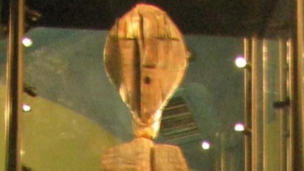 Shigir Idol detail