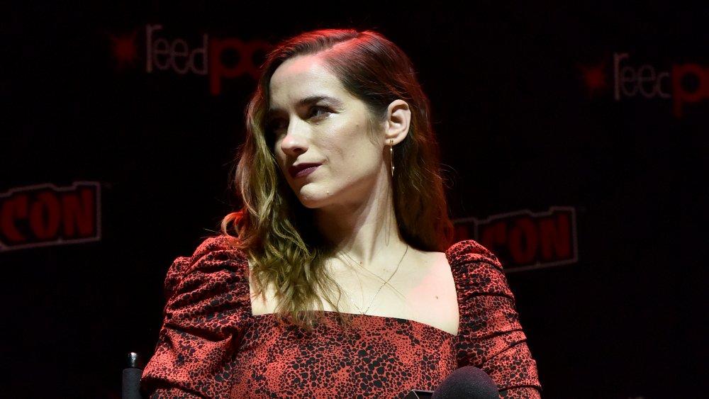 Melanie Scrofano