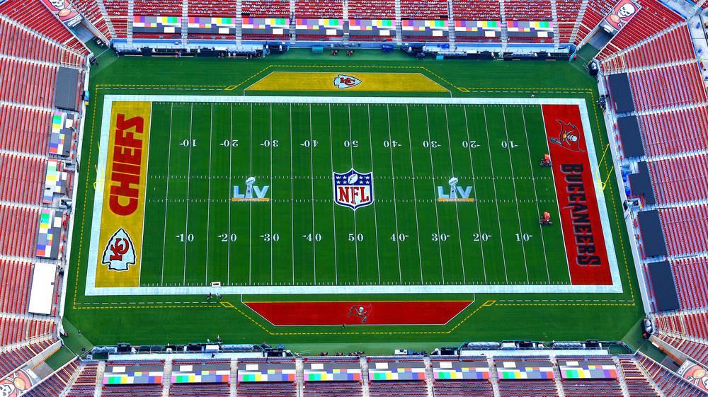 Ray James Stadium, Tampa Bay