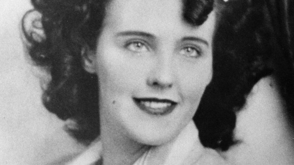 the Black Dahlia, Elizabeth Short