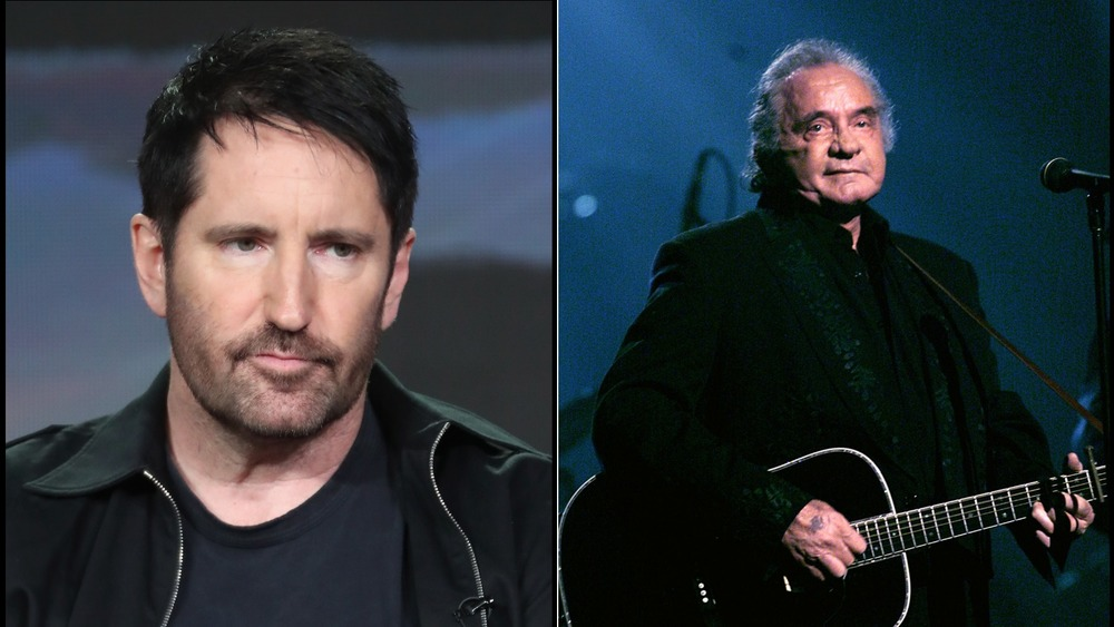 Trent Reznor Johnny Cash