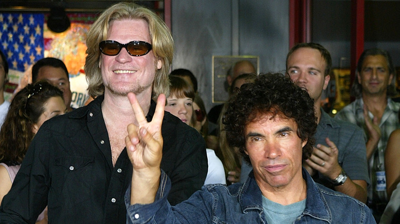 hall & oates in 2003
