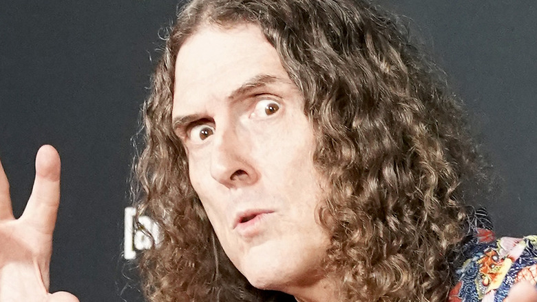 Weird Al Yankovic close-up