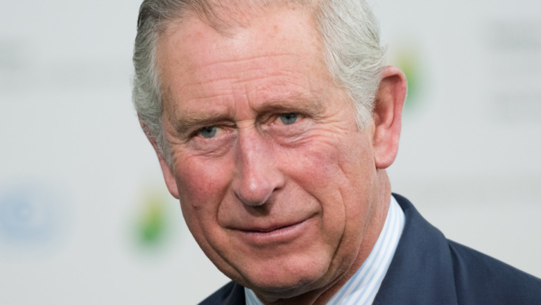 Prince Charles Paris COP21 conference