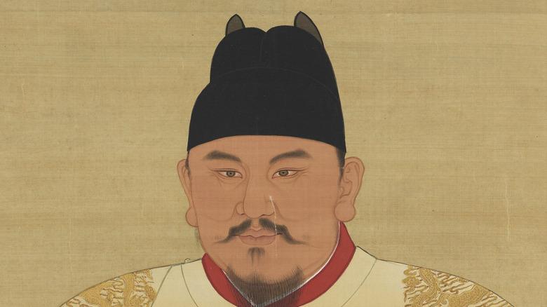 Portrait of Hongwu Emperor