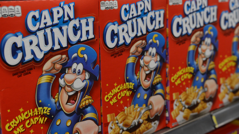 Cap'n Crunch Breakfast Cereal