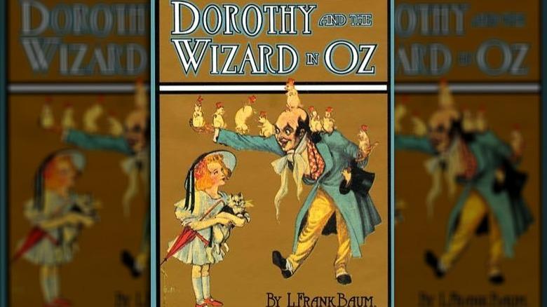 'Дороти и волшебник в стране Оз'